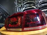 Volkswagen golf mk6 running signal light LED tail light r