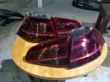 Volkswagen golf mk7 running signal light LED tail light 7.5 r