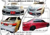 Honda Accord 2011 Thai Bumperkits