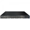 PVE 24-Port Full Gigabit Managed Switch with 4 SFP Uplink.IGS424