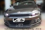 Volkswagen Scirocco O Style Front V Lip