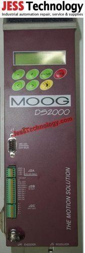 JESS - รับซ่อม MOOG DS2000 inverter the motion solution ในเขต อมตะซิตี้ ชลบุรี ระ