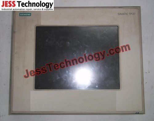 JESS - รับซ่อม SIEMENS TOUCH PANEL SIMATIC TP27-10""