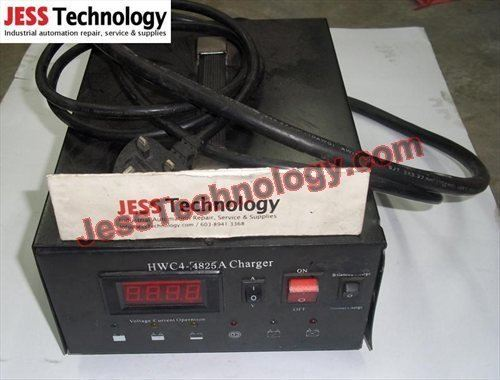 JESS - รับซ่อม HWC4-4825A CHARGER INDUSTRIAL ในเขต อมตะซิตี้ ชลบุรี ระย$