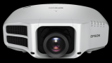 Epson EB-G7400UNL WUXGA 3LCD Projector without Lens & 4K Enhancement