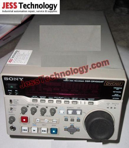 JESS - รับซ่อม DSR-DR10000AP SONY VIDEO DISK RECORDER ในเขต อมตะซิตี้ ชลบุรี ระ&#