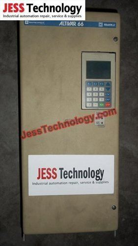 JESS - รับซ่อม ATV66D33N4 TELEMECANIQUE ALTIVAR 66 30HP AC MOTOR SPEED DRIVE CONTROLLERS ในเขต อมตะซ