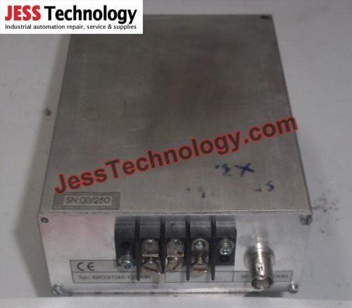 JESS - รับซ่อม QSD/27/40-12/F/LIN MEANWELL RF DRIVER POWER SUPPLY ในเขต อมตะซิตี้ ชลบุรี $