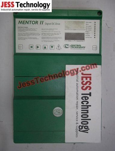 JESS - รับซ่อม CONTROL TECHNIQUE 30KW MENTOR II DIGITAL DC DRIVE M75GB15  ในเขต อมตะซิตี้ ชลบุร$