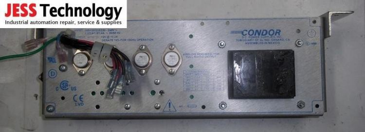 JESS - รับซ่อม HE12-10.2-A+ CONDOR DC POWER SUPPLY   ในเขต อมตะซิตี้ ชลบุรี ระ