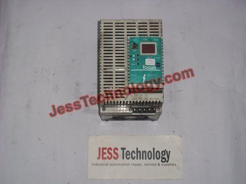 SF250Y - JESS รับซ่อม FOCUS ALPHADRIVE VARIABLE SPEED AC MOTOR DRIVE ในเขต อมตะซิตี้ ชลบุรี &