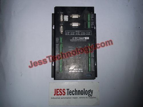 UTC-200P-TT - JESS รับซ่อม PROGRAMMABLE TWO-AXIS CONTROLLER (MICROTREND AUTOMATION) ในเขต อมตะซิตี้