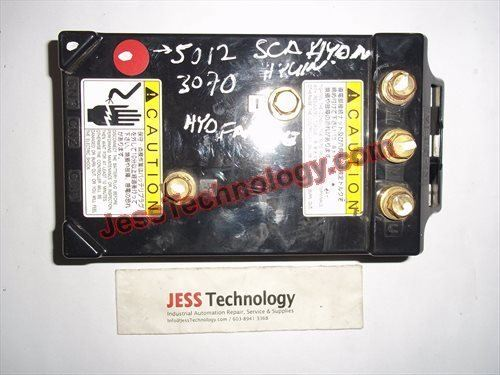 3BA-47-71144 - JESS รับซ่อม MEIDEN RED FORKLIFT INVERTER ในเขต อมตะซิตี้ ชลบุรี ระ