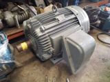 Second Hand Teco 75hp 4poles three phase foot mounted motor