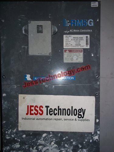 RM5G-4030 - JESS รับซ่อม ISO 9001 AC MOTOR CONTROLLER ในเขต อมตะซิตี้ ชลบุรี ระ&#