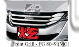 Honda Odyssey RB3 MG Front Grill