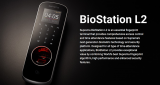 BioStation L2. Entrypass Supreme Fingerprint