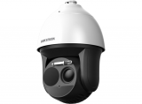 DS-2TD4166T-9. Hikvision Thermographic Thermal & Optical Bi-spectrum Network Speed Dome