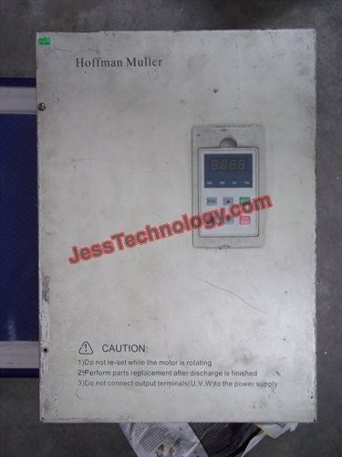HM-V6A4030N - JESS รับซ่อม HOFFMAN MULLER INVERTER  ในเขต อมตะซิตี้ ชลบุรี ระ$