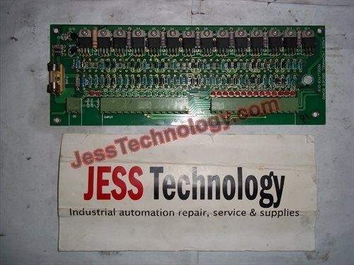 PCB-018 - JESS รับซ่อม LASER 14 CHANNEL DRIVER BOARD  ในเขต อมตะซิตี้ ชลบุรี ระ&#