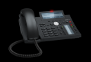 D345. Snom Desk Telephone (High resolution display and self-labeling keys​)