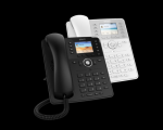D735. Snom Desk Telephone (Snom´s first sensor-supported IP telephone)