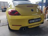 2012 2013 2014 2015 2016 2017 volkswagen beetle rear lip rieger bodykit for bettle add on upgrade performance look frp material new set