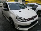2010 2011 2012 2013 2014 volkswagen golf gti mk6 bodykit rieger style for mk6 golf gti add on upgrade performance look pu material new set