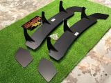 2010 2011 2012 2013 2014 2015 2016 2017 volkswagen scirocco maxton style rear diffuser for scirocco rear bumper add on upgrade maxton performance look black pp material new set