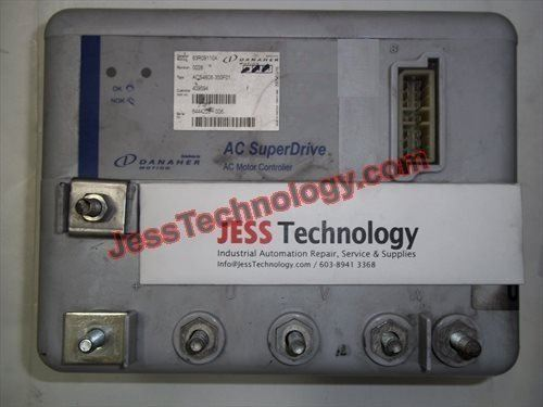 ACS4808-350F01 - JESS รับซ่อม DANAHER MOTION AC SUPERDRIVE MOTOR CONTROLLER ในเขต อมตะซิตี้ ชลบุร&#