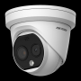DS-2TD1217-3/PA. Hikvision Thermal & Optical Bi-Spectrum Network Turret Camera. #ASIP Connect