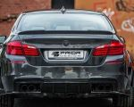 2010 2011 2012 2013 2014 2015 2016 2017 2018 bmw f10 prior style rear diffuser for msport replace upgrade performance look black material new set