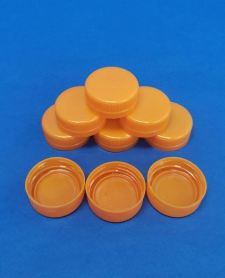 35mm Cap Orange