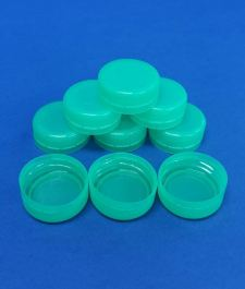 35mm Cap Light Green