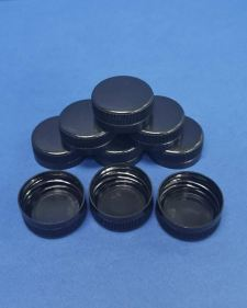 35mm Cap Black