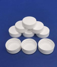35mm Cap White