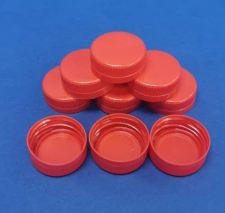 35mm Cap Red