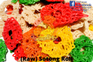 (Raw) Sotong Roll