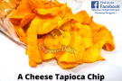 A Cheese Tapioca Chip
