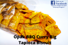 Opa BBQ Curry Big Tapioca Biscuit