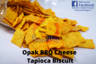 Opa BBQ Cheese Tapioca Biscuit