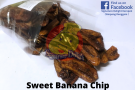 Sweet Banana Chip