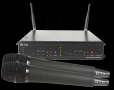 WS-422. TOA Dual Channel Wireless Set. #ASIP Connect