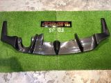 honda civic fd fd1 fd2 fd4 fd2r rear diffuser type r js racing style fit for type r bumper carbon fiber material brand new set