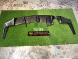 honda civic fd fd1 fd2 fd4 fd2r js racing rear diffuser type r fit for type r bumper carbon fiber material brand new set