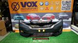 fit jazz gk fl rs front bumper pp fit for honda jazz gk replace upgrade performance look brand new set