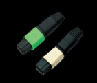 MPO Connector. Fiber Optic Connector. #ASIP Connect