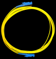 Fiber Patchcord. Fiber Optic. #ASIP Connect