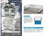 SN0504 DIAMOND STYLE PULL OUT BASKET