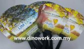 Full Color Print Hand Fan
